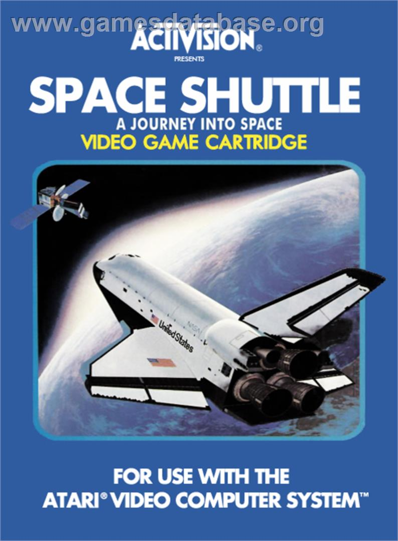 space shuttle atari 2600 - photo #17