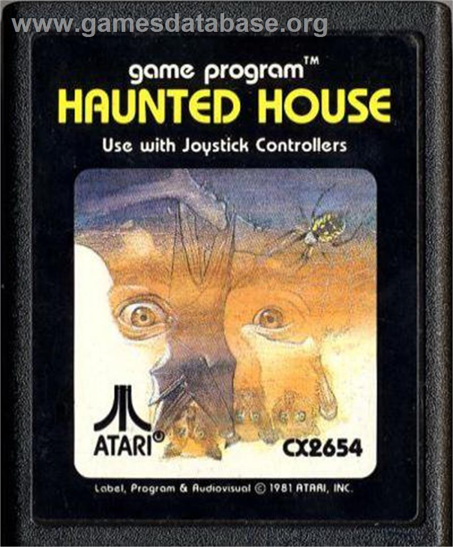 Haunted House Browser Game: Vintage Haunted House Game