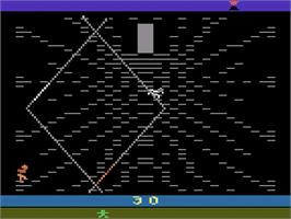 In game image of Krull on the Atari 2600.