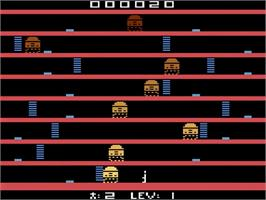 In game image of Power Off! on the Atari 2600.