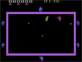 In game image of Room of Doom on the Atari 2600.
