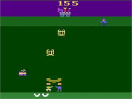 In game image of The Music Machine on the Atari 2600.