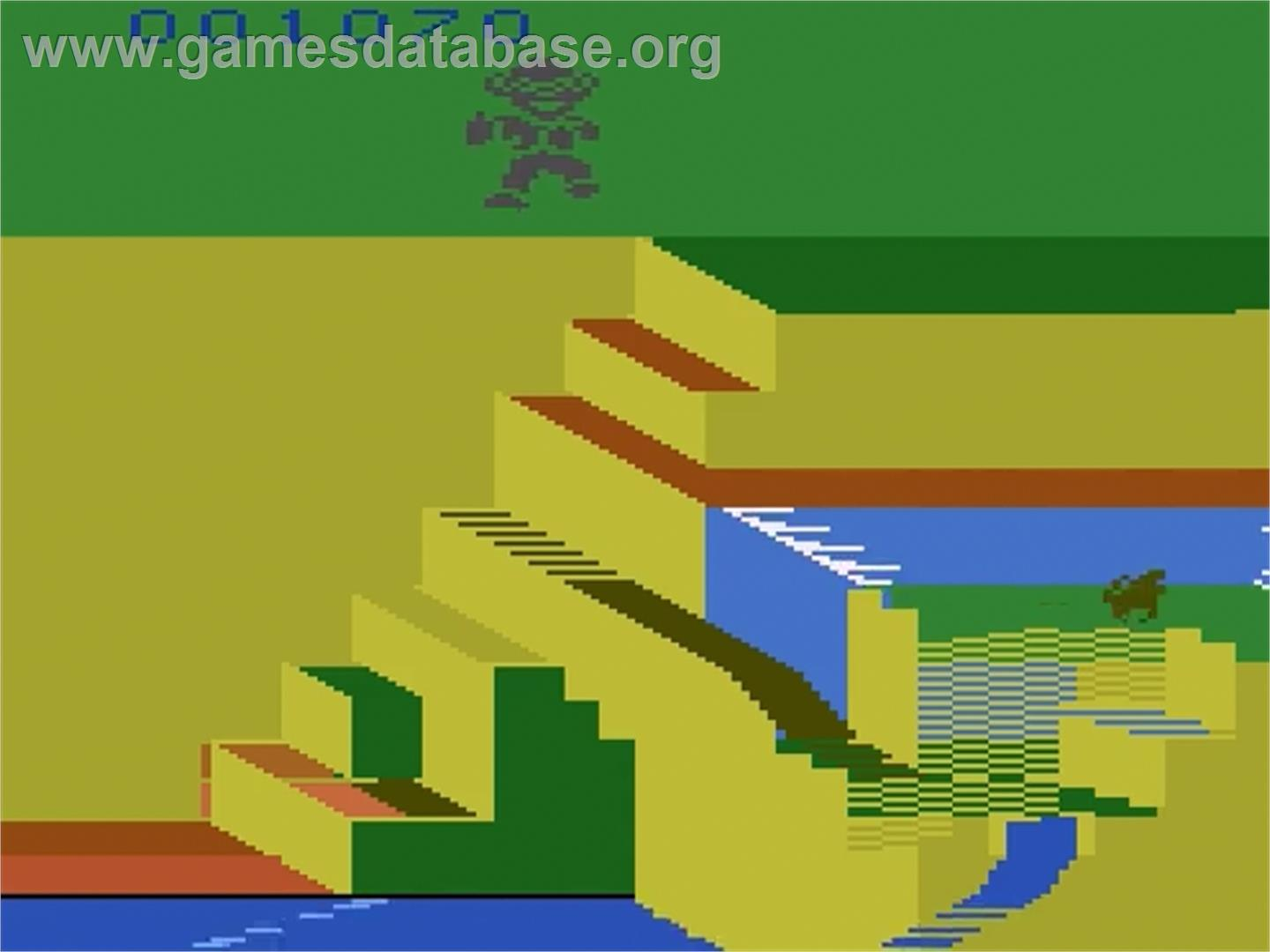 Congo Bongo - Atari 2600 - Artwork - In Game