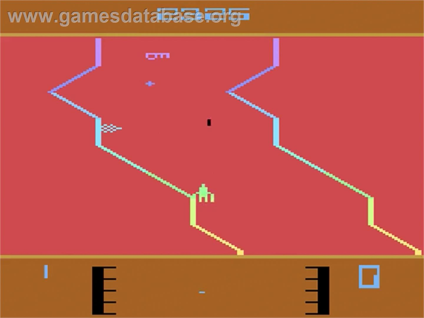 Fantastic Voyage - Atari 2600 - Artwork - In Game