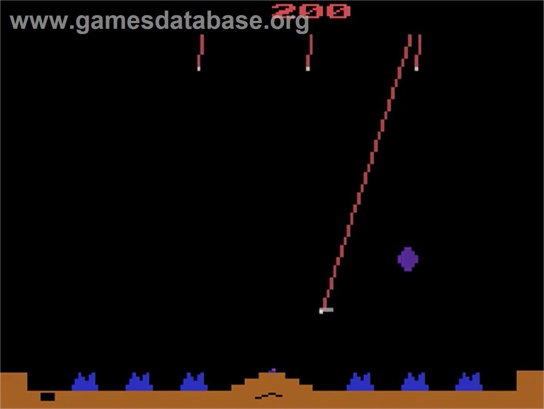Missile Command - Atari 2600 - Games Database