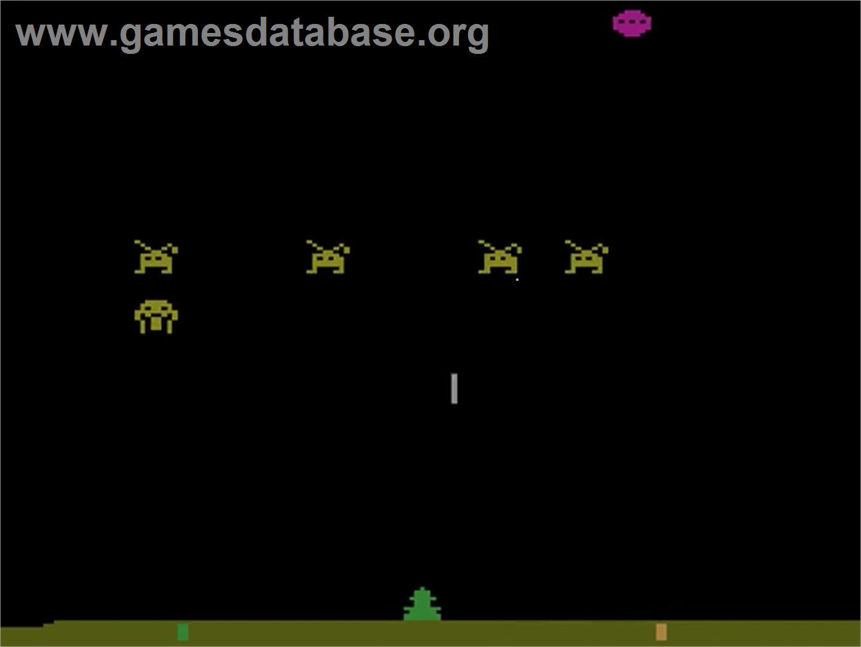atari space invaders game