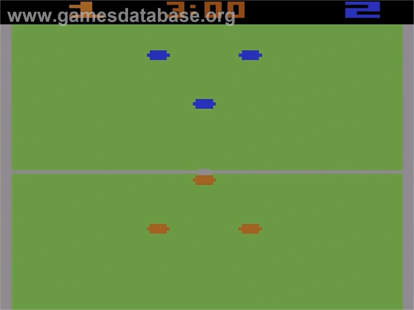 Championship Soccer - Atari 2600 - Artwork - Title Screen