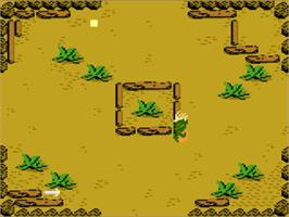 In game image of Adventure 2 on the Atari 5200.