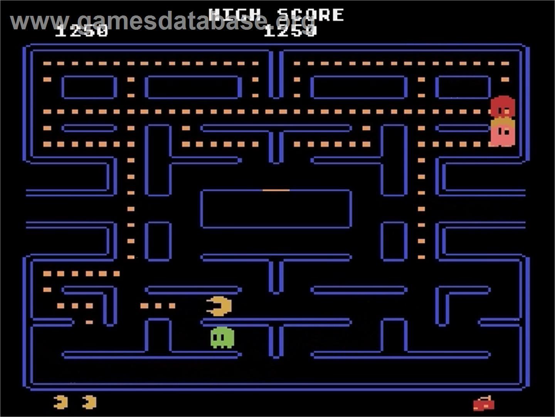Pac-man - Atari 5200