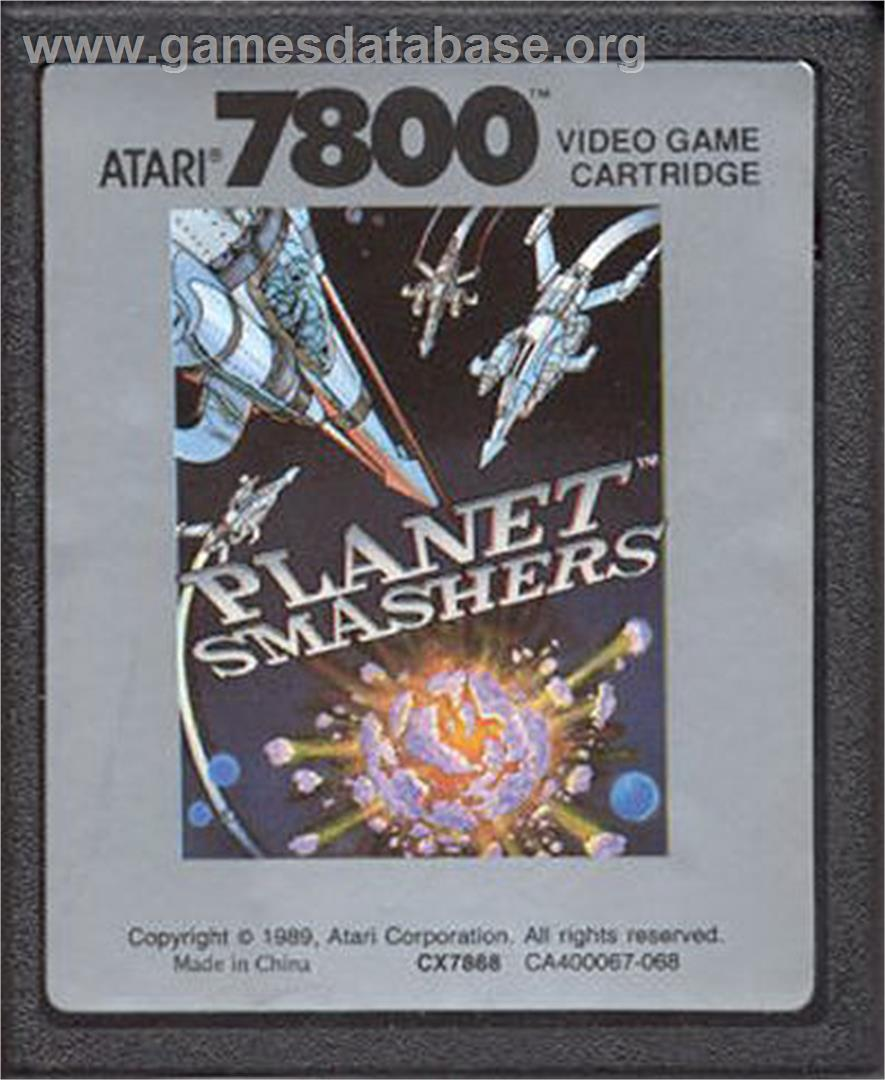 Pit Fighter - Atari 7800 - Artwork - Cartridge