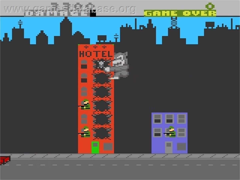 Rampage - Atari 7800 - Games Database