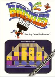 Box cover for Prisoner 2 on the Atari 8-bit.