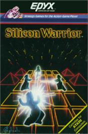 Box cover for Silicon Dreams on the Atari 8-bit.