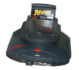 Atari Jaguar CD