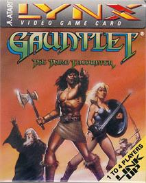 Box cover for Gauntlet: The Third Encounter on the Atari Lynx.