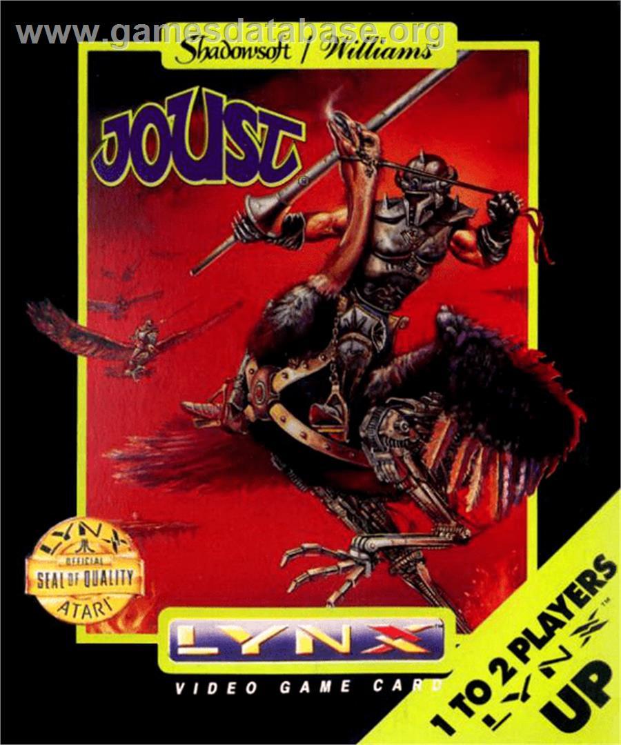 Joust - Atari Lynx