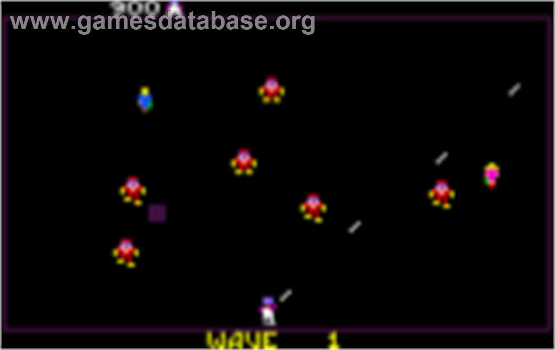 robotron 2084 game