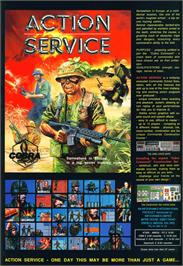 Advert for Action Pack on the Commodore Amiga.