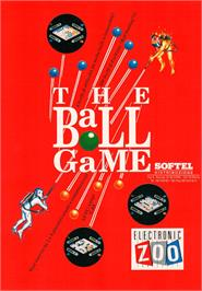 Advert for Ball Game on the Atari ST.