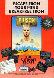 Advert for Brimstone on the Atari ST.