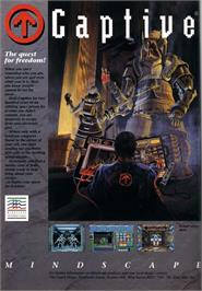 Advert for Carthage on the Atari ST.