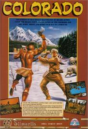 Advert for Colorado on the Microsoft DOS.
