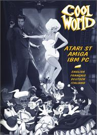 Advert for Cool World on the Nintendo NES.