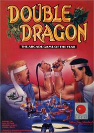 Advert for Double Dragon on the Atari ST.