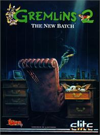 Advert for Gremlins 2: The New Batch on the Commodore Amiga.