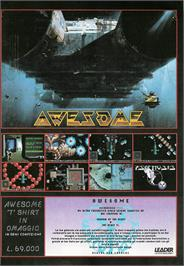 Advert for Greystone on the Atari ST.