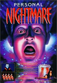Advert for Personal Nightmare on the Atari ST.