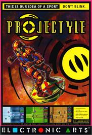 Advert for Projectyle on the Atari ST.