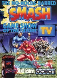 Advert for Smash T.V. on the Commodore Amiga.