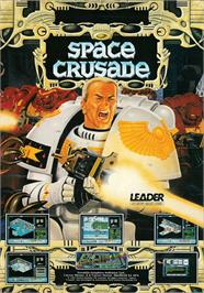 Advert for Space Crusade on the Atari ST.