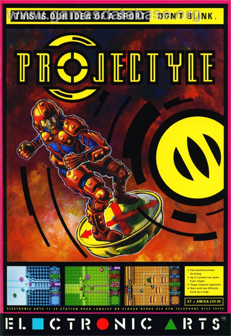 Project Neptune - Amstrad CPC - Artwork - Advert