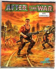 Box cover for After the War on the Atari ST.