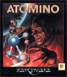 Box cover for Atomino on the Atari ST.