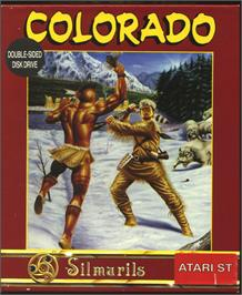 Box cover for Colorado on the Atari ST.