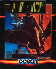 Box cover for Darkman on the Atari ST.