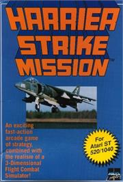 Box cover for Hostage: Rescue Mission on the Atari ST.