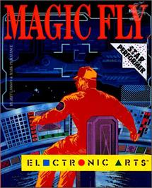 Box cover for Magic Fly on the Atari ST.