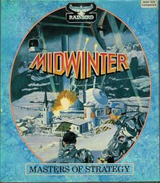 Box cover for Mind Bender on the Atari ST.