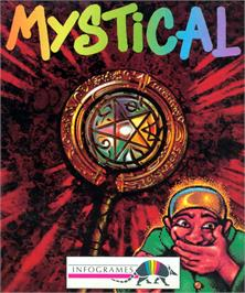 Box cover for Mystical on the Atari ST.