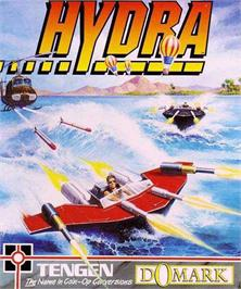 Box cover for Pandora on the Atari ST.