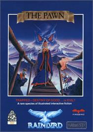 Box cover for Pawn on the Atari ST.