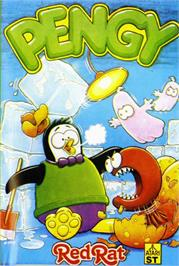 Box cover for Peking 3.0 on the Atari ST.