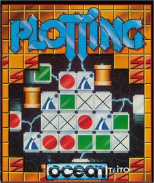 Box cover for Plotting on the Atari ST.