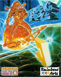 Box cover for Rock 'n Roll on the Atari ST.