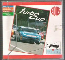 Box cover for Turbo Cup on the Atari ST.