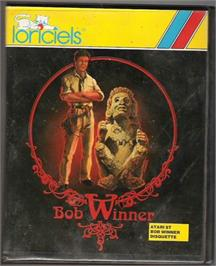 Box cover for Witness on the Atari ST.